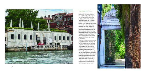 »Die Gärten von Venedig«, Norbert Heyl und Cristina Gregorin. Terra Magica Verlag, 2017. Im Garten der Peggy Guggenheim Collection.