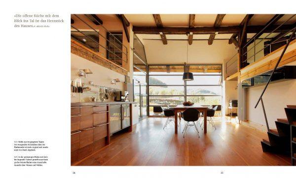 Das Kapitel Ursprünglich und Modern aus »Landhäuser« von Melanie Breuer und Bodo Mertoglu