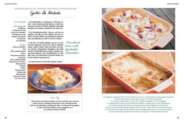 Aus dem Buch »Luisa kocht« von Luisa Giannitti mit Eva-Maria Hilker und Bildern von © Pia Negri, © Edel Books.