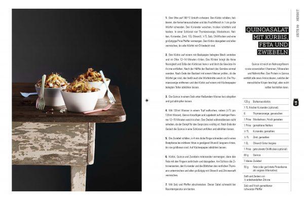 »Martha's Salad«, Neuer Umschau Buchverlag; Fotos: Kay Johannsen.