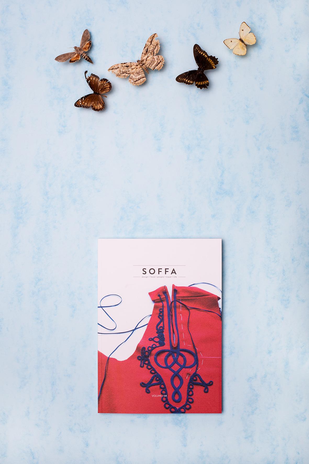 »SOFFA«, Adéla Kudrnová
