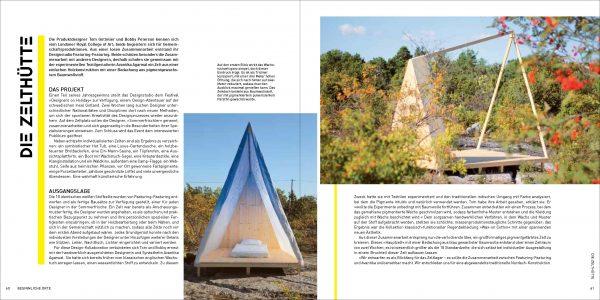 Zelt und Haus in einem. Tiny Houses von Jane Field-Lewis. Knesebeck Verlag 2017. Rezension von wohnbuchbüro.