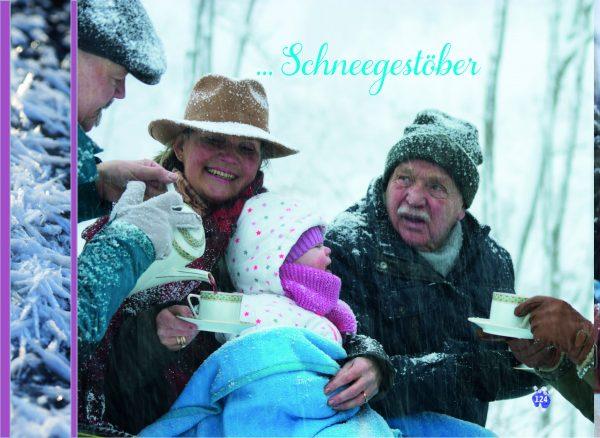 »Tafelfreuden & Lebensart Weihnachten« von Ria Kormann, Maria Nitschmann, Ursula Volpert, Busse Seewald im frechverlag.