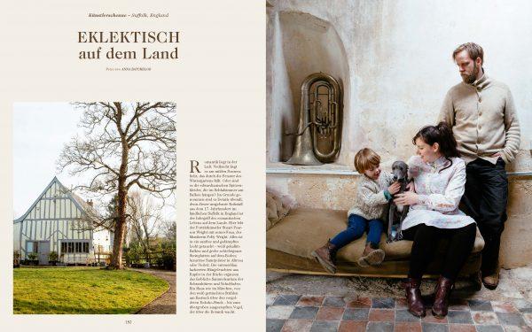 »Schmucke Stube« herausgegeben von Gestalten, Gestalten Verlag, Foto: Anna Bachelor