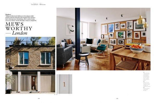 Aus dem Buch »The Monocle Guide to Cosy Homes von Monocle«, © Gestalten 2015