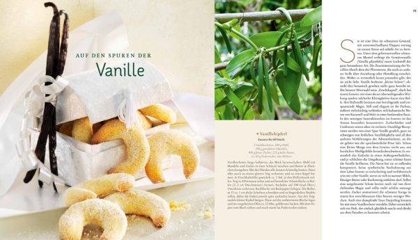 Vanille aus »Winterzauber und Weihnachtszeit« von Callwey – die Rezension von wohnbuchbüro