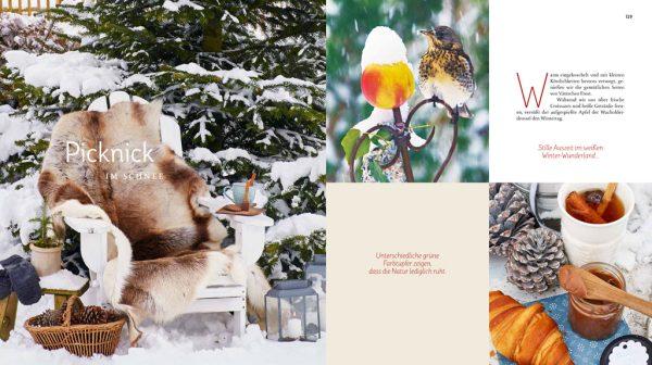 Draußen feiern – aus »Winterzauber und Weihnachtszeit« von Callwey – die Rezension von wohnbuchbüro