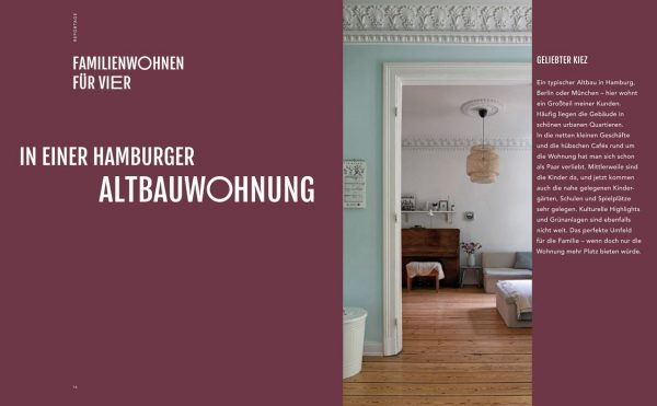 Sabine Stiller Aus 4 Zimmern mach 6 Räume Wohnkonzepte für Familien. Prestel, 2020