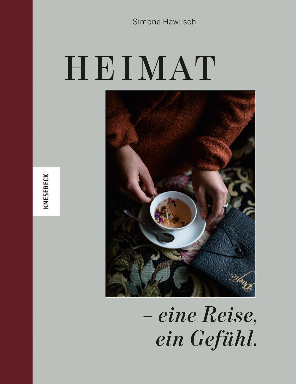 Heimat Simone Hawlisch, Knesebeck 2019, Cover