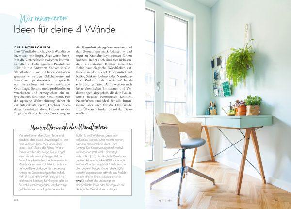 Nachhaltig Einrichten für ein grünes Zuhause aus »My green home« von Christine Weidenweber, Jana Wischnewski-Kolbe, Anne Peter