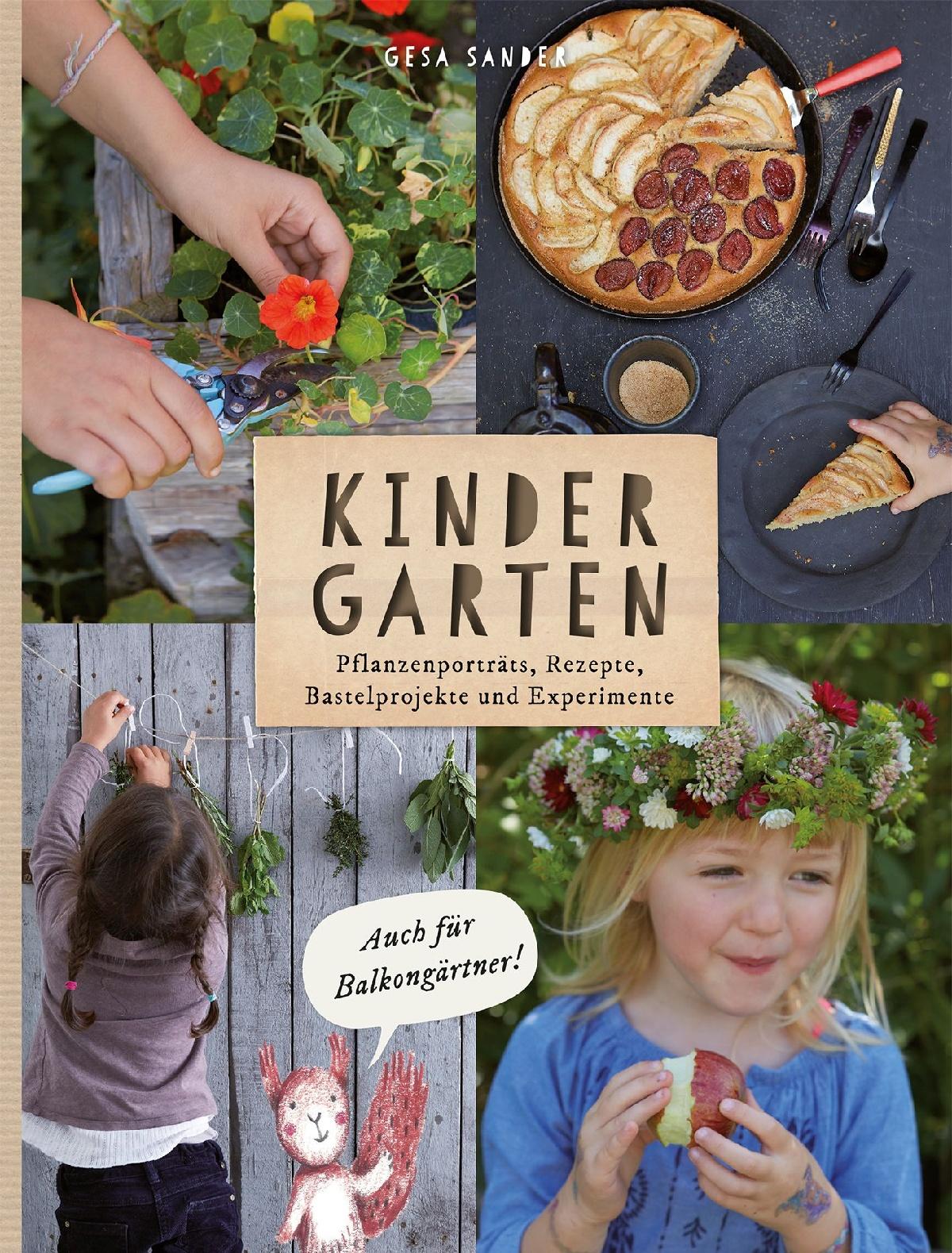 Gesa Sander »Kindergarten«. Fotografien von Julia Hoersch, AT Verlag.