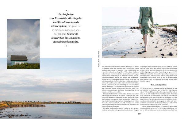 Heimat ist ... Maria und das Haus auf der Insel Ærø. »Heimat« von Simone Hawlisch, Knesebeck 2019.
