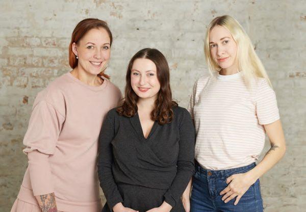 Susanne Mierau, Milena Glimbovsk, Katja Vogt. »Einfach Familie leben«