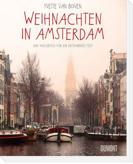 Cover Weihnachten in Amsterdam