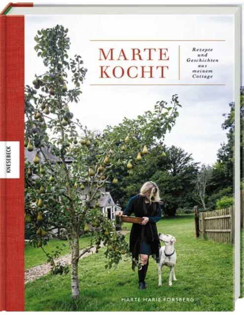 Cover Marte Kocht Knesebeck