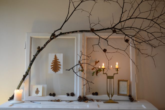 Weihnachten im Wohnbuchbüro