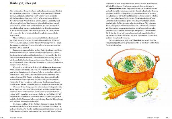 Die Geschichte beginnt mit einem Huhn von Ella Risbridger von Callwey Verlag 2020