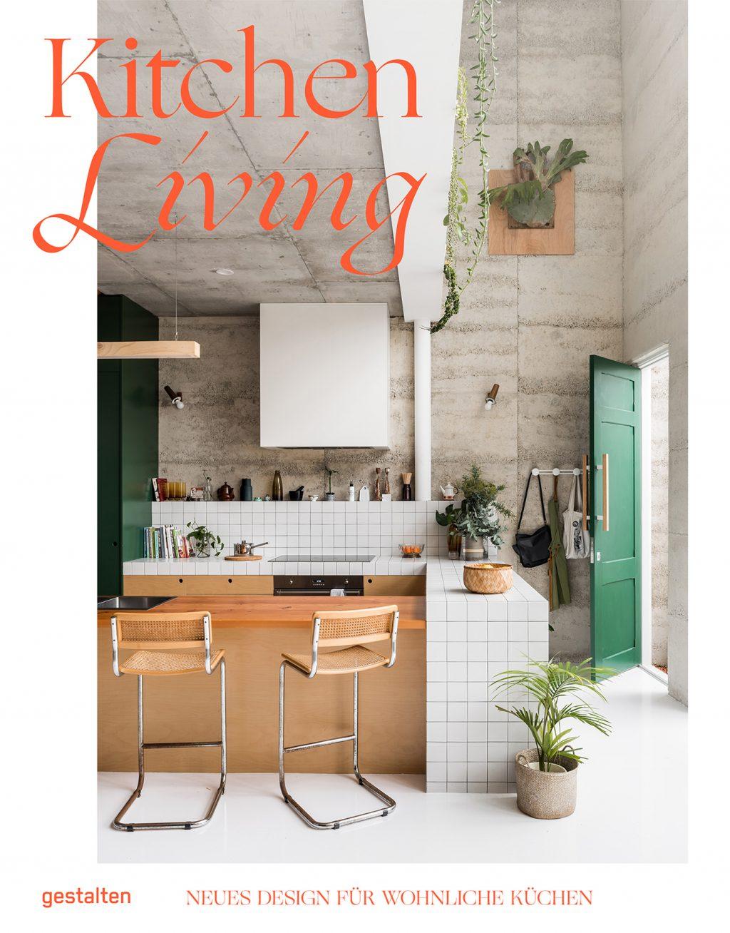 Cover_KitchenLiving_Herausgeber gestalten_Tessa Pearson