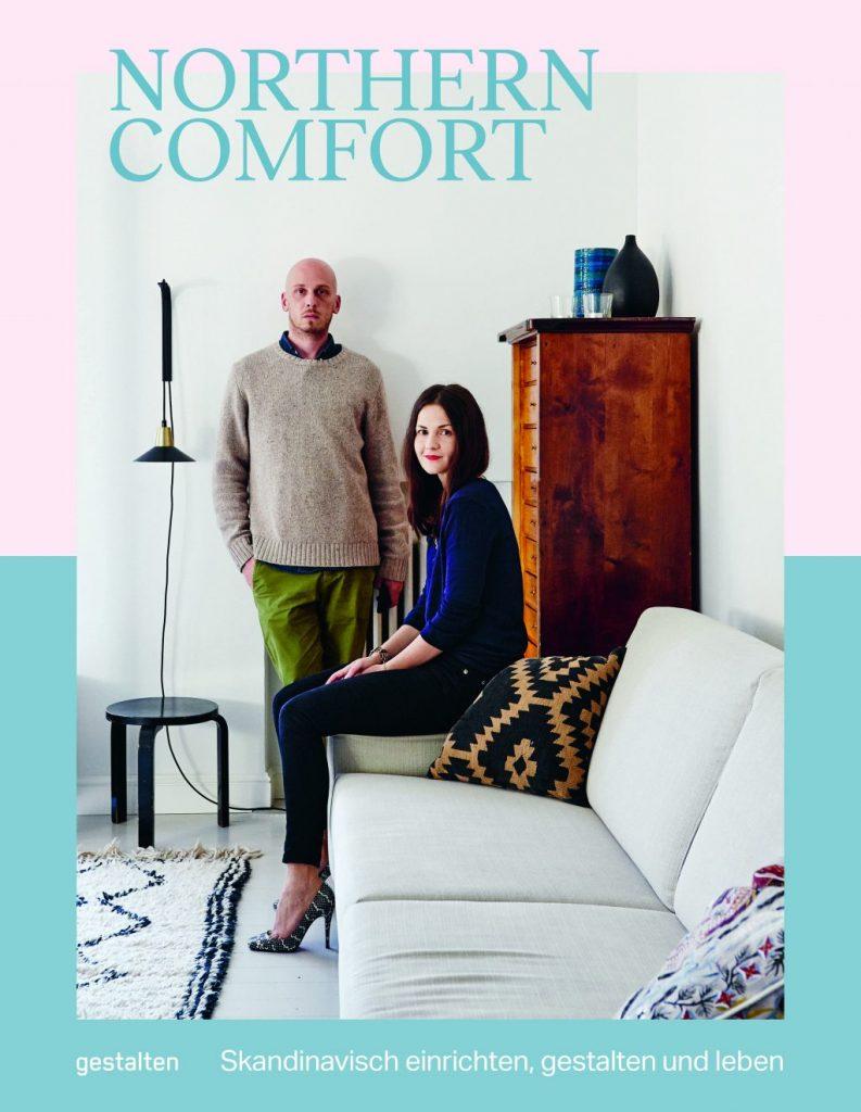 Die Rezension von wohnbuchbüro und das Cover »Northern Comfort« von gestalten