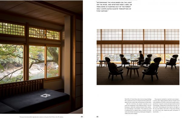 Hoshinoia Kyoto_Jonas Bjerre-Poulsen, »TheTouch« von Kinfolk und Norm Architects, Gestalten Verlag 2019.