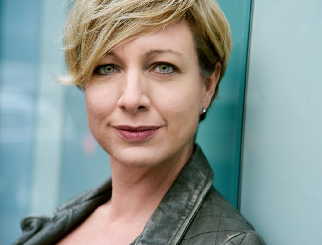 Tina Schneider-Rading, die Autorin von »Shop Girls«, Callwey Verlag, 2017
