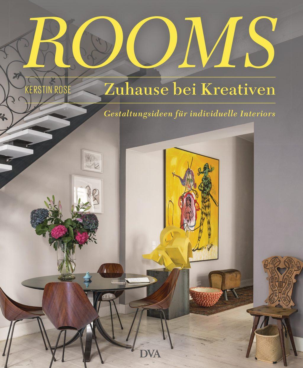 »Rooms« von Kerstin Rose und Christian Schaulin, DVA 2016.