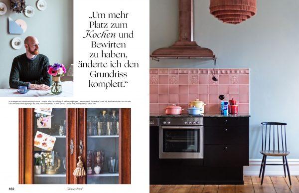 Mehr Platz zum Kochen und Bewirten - KitchenLiving_Herausgeber gestalten_Tessa Pearson