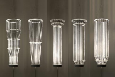 Wohntrends 2018 Licht auf der imm Köln 2018. Die Lampe Varjo von Umberto Garcia im Pure Talents Contest. von wohnbuchbüro