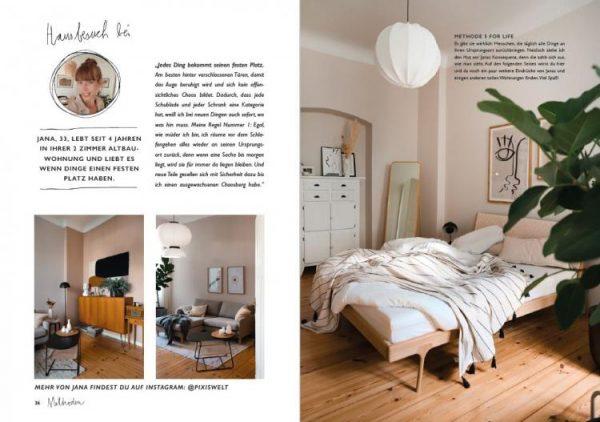 Hausbesuch »Ordentlich entspannt« von Carla Schwolow Prestel Verlag 2021 Die - Rezension von wohnbuchbüro